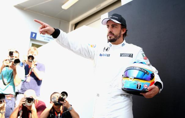 El nuevo McLaren de Fernando Alonso se presentará el 24 de febrero