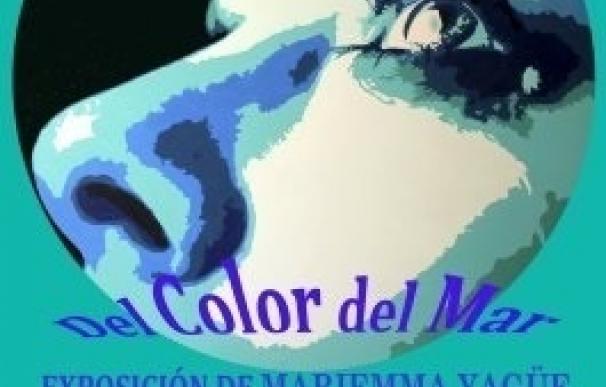 La sede de Canal Sur acoge desde este miércoles una exposición sobre el mar, de Mariemma Yagüe