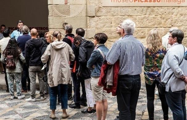 El Museo Picasso Málaga vuelve a ser el más visitado de Andalucía, con 558.033 visitas en 2016