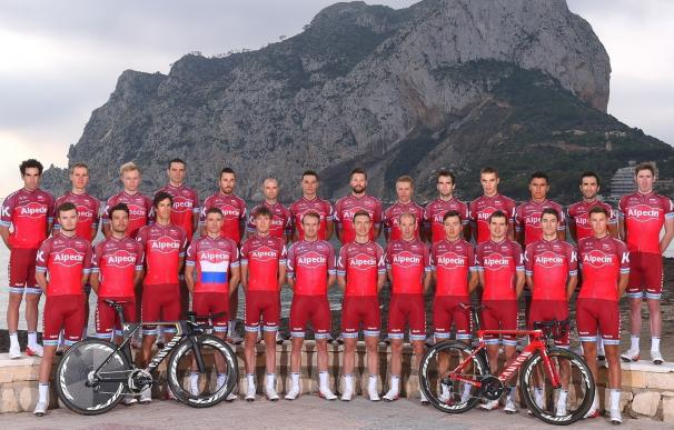 Bollé será patrocinador del Katusha Alpecin hasta 2018