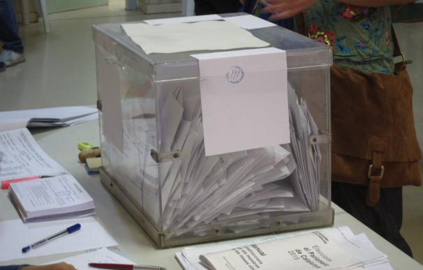 Repetir las elecciones generales costaría más de 160 millones de euros