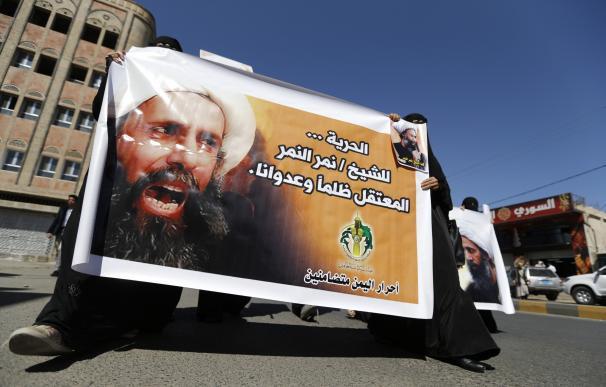 A.Saudí.- Arabia Saudí defiende la legalidad de la ejecución de Al Nimr