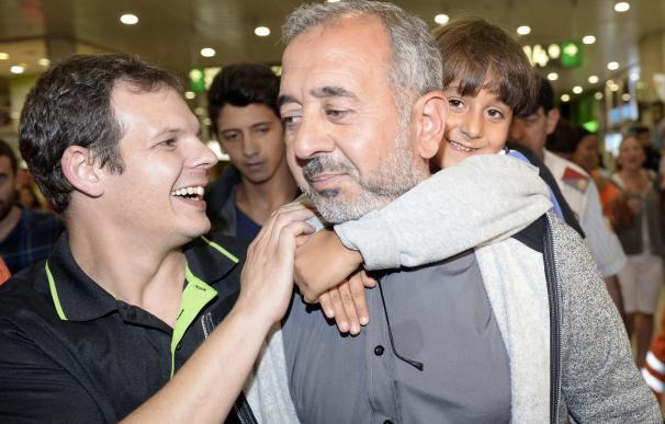 Osama Abdul Mohsen debuta como entrenador / AFP