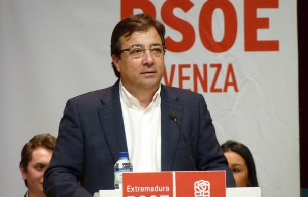 """Vara cree que convocar otras elecciones sería un """"fracaso de la política"""" y no descarta un pacto PSOE-Podemos-Ciudadanos"""