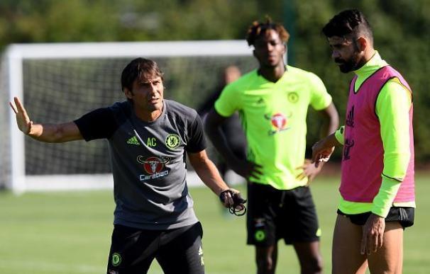 Diego Costa se enfrenta a Conte y no viaja con el Chelsea a Leicester