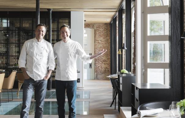 Los hermanos Torres desembarcan en Madrid con su restaurante Dos Cielos
