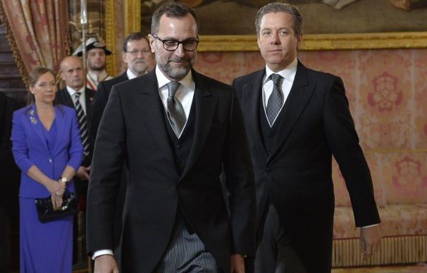 Se va Obama y el Embajador de EEUU en España también