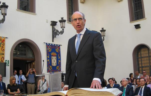"""Javier Iglesias destaca la """"velocidad de crucero"""" de las políticas puestas en marcha por la Diputación de Salamanca"""