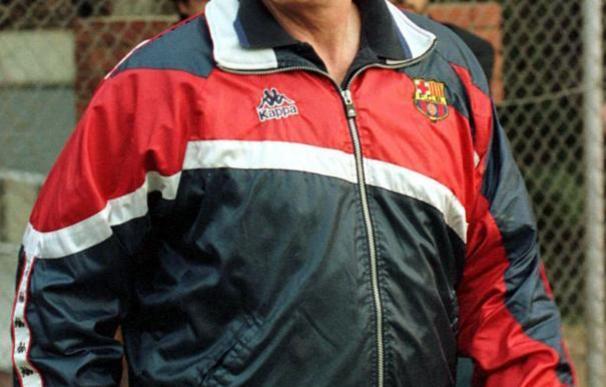 Fallece el entrenador inglés Bobby Robson, ex técnico del FC Barcelona