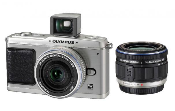Olympus EP-1 y el sistema Micro Cuatro Tercios