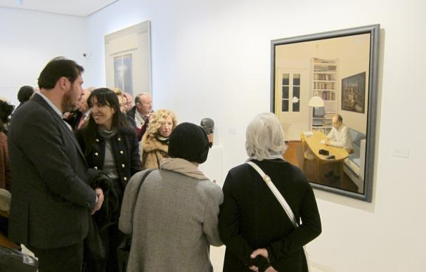 Patio Herreriano reúne casi 150 obras de una decena de realistas como Antonio López, Isabel Quintanilla o Cristóal Toral
