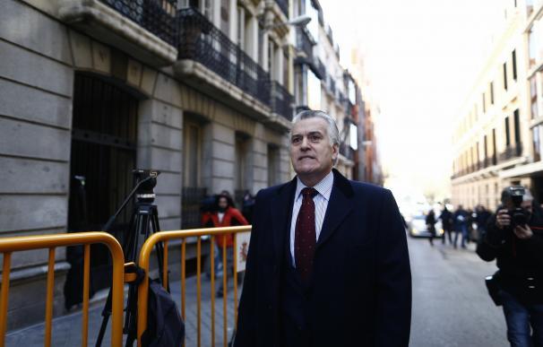 Bárcenas defenderá mañana ante el tribunal que su fortuna en Suiza es fruto de su habilidad en los negocios