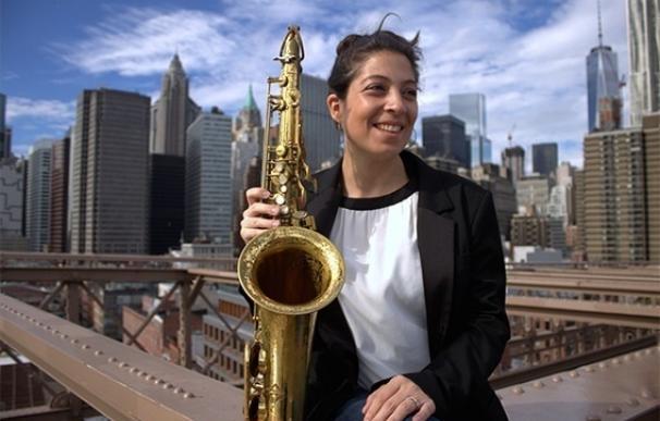 La saxofonista Berta Moreno abre la programación de 2017 del Jimmy Glass