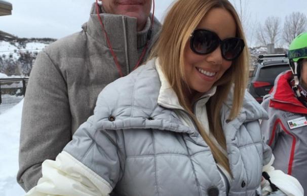 Mariah Carey prometida