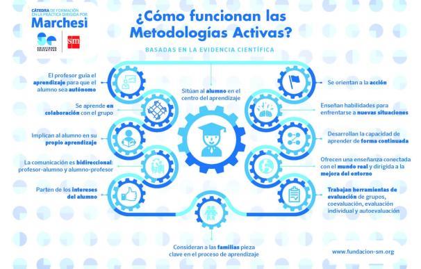 Nace la Cátedra de Formación en la práctica, dirigida por Marchesi y avalada por la UCM y la Pontificia de Salamanca