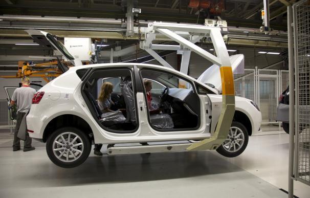 La planta de Seat en Barcelona repite en 2016 como el centro con más vehículos fabricados en España