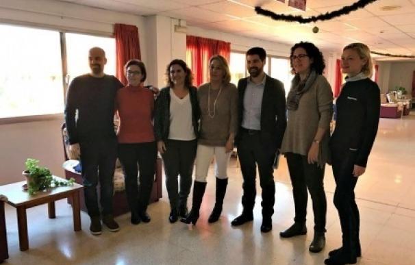 El IMAS presenta el proyecto de modernización de la Residencia La Bonanova a sus usuarios y trabajadores