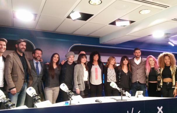 Melendi, Amaral, Bisbal, La Oreja de Ban Gogh y Fangoria, entre los ganadores de los premios Cadena Dial