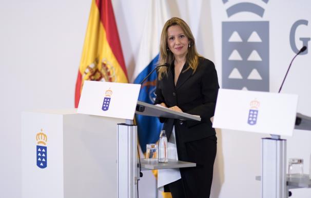 Dávila afirma que el Gobierno de Canarias sigue contando con el PSOE para los grandes pactos del archipiélago