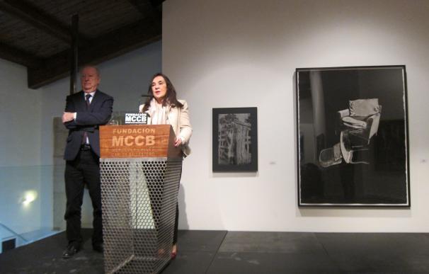 Obras de Barceló, Manolo Valdés, Juan Genovés y Canogar se exponen en la Fundación Mercedes Calles de Cáceres