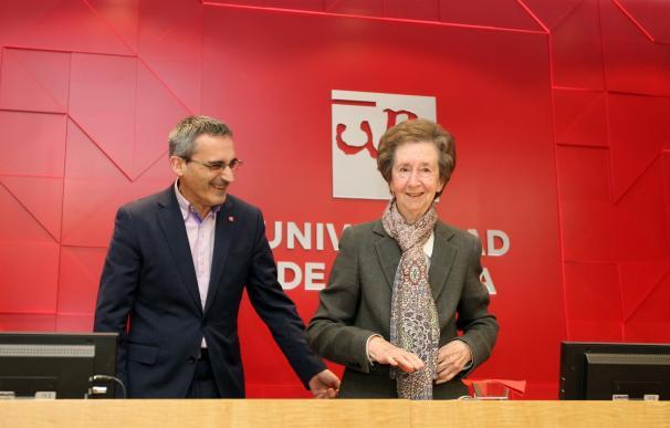Margarita Salas reclama mayor financiación en investigación en España para evitar la salida de jóvenes del país