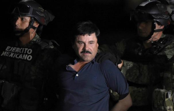 "El capo Joaquin ""El Chapo"" Guzman"
