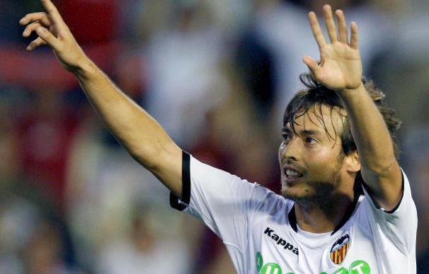 Silva vuelve a trabajar al margen del equipo que ultima el partido ante el Alcoyano
