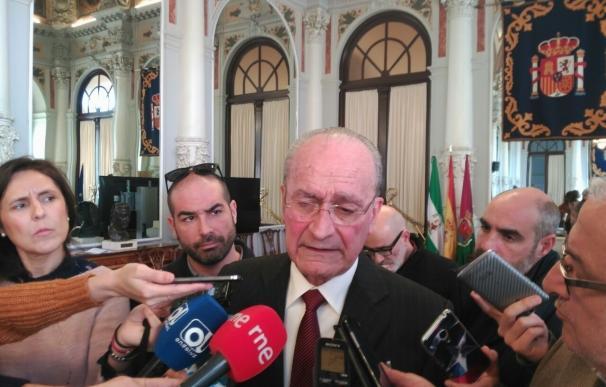 """De la Torre cree que hay una oposición vecinal """"clarísima"""" al proyecto del metro en superficie al Civil"""