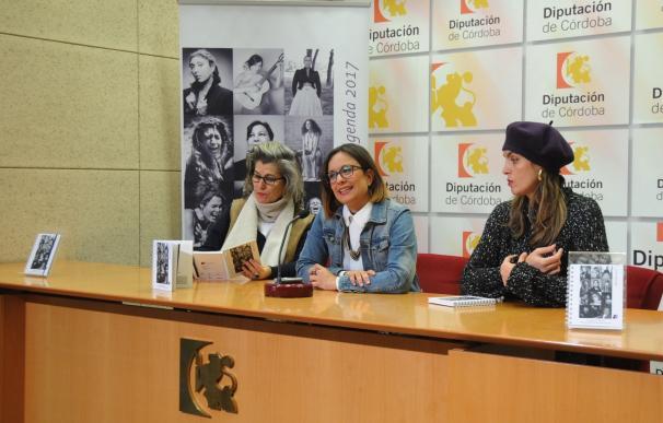 Las mujeres en el flamenco protagonizan la agenda 2017 del Lobby Europeo presentada en la Diputación