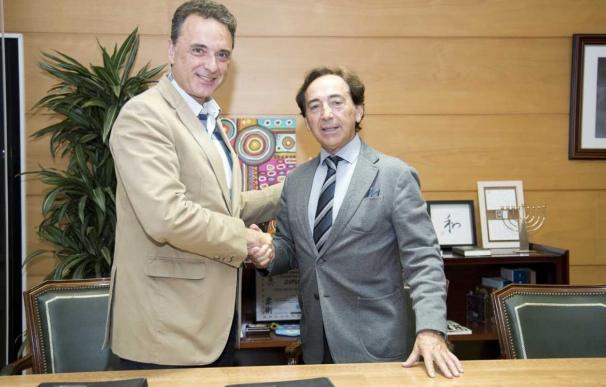 Ayuntamiento de Torremolinos e Intu fomentan la inserción laboral de desempleados en el futuro centro comercial
