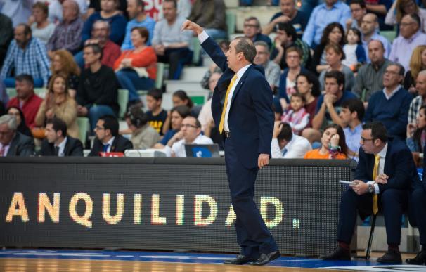 Txus Vidorreta (Iberostar Tenerife), nombrado mejor entrenador de enero