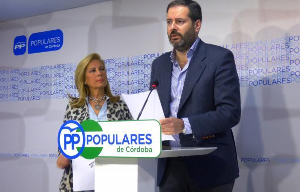 """El PP critica que la Junta tiene a """"casi 3.000 niños cordobeses esperando plaza en un comedor"""""""