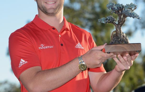 El español Jon Rahm Rodríguez gana el Abierto de golf de La Jolla