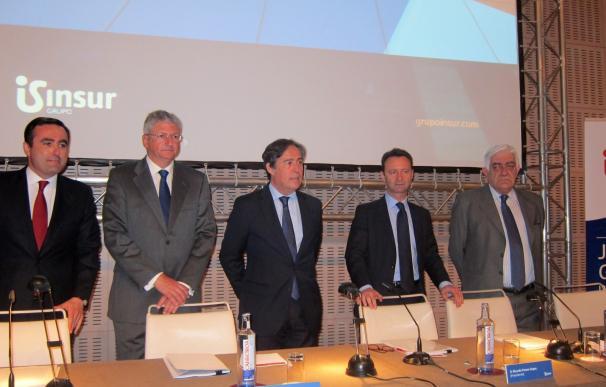 Arcano destaca la solidez financiera y mejora esperada de los ratios de rentabilidad de Grupo Insur