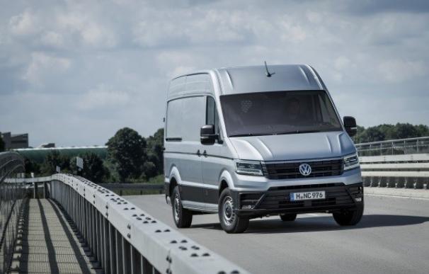 Volskwagen inicia la comercialización del nuevo Crafter en España