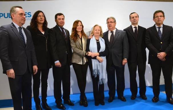 """Moreno apela a la """"unidad"""" frente a ETA y rechaza la """"ambigüedad"""" de formaciones que le trasladan """"apoyos velados"""""""