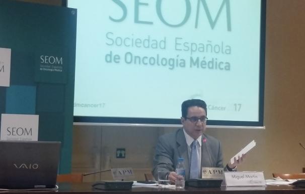 El cáncer crece más de lo previsto en España y supera en 2015 los casos estimados para 2020