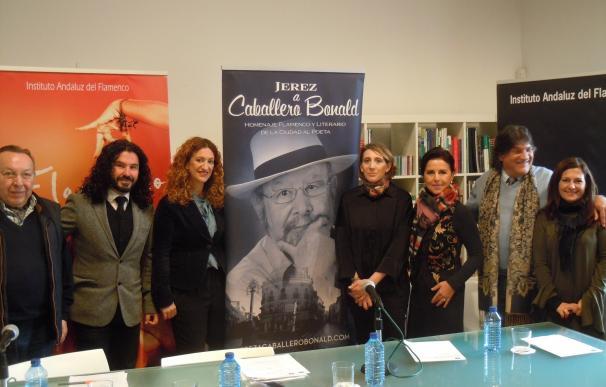 El disco-libro 'Jerez a Caballero Bonald' homenajea al escritor por su 90 cumpleaños