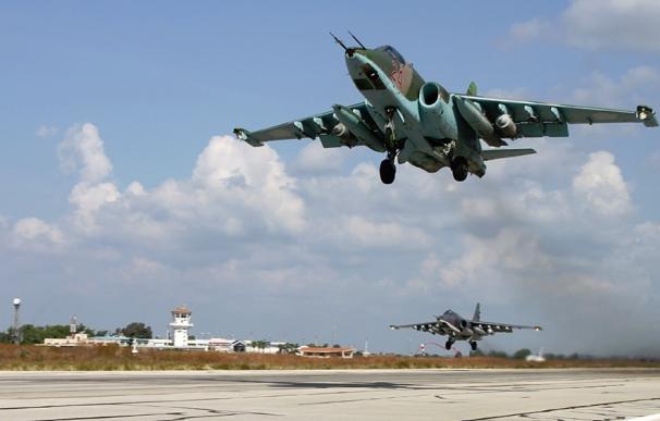 La coalición lanza 23 nuevos ataques aéreos contra el 'EI' en Irak y Siria