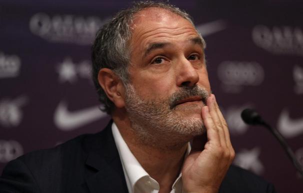El FC Barcelona destituye a Andoni Zubizarreta como director de fútbol