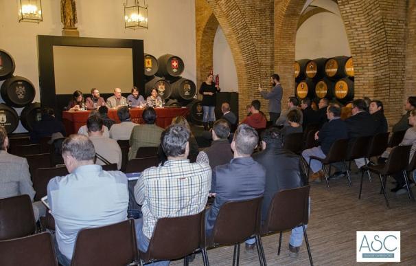 Presentada en Jerez de la Frontera la Asociación de Sumilleres de Cádiz
