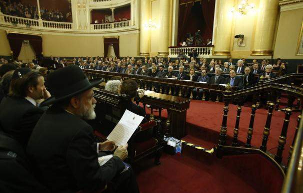"""Los judíos españoles dicen que """"nunca"""" estarán de acuerdo con """"vetos por motivos raciales o religiosos"""" como el de Trump"""