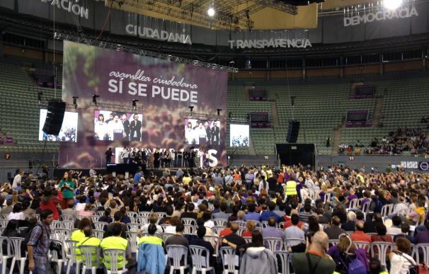 De Vistalegre I a Vistalegre II: así ha cambiado el discurso de Podemos en dos años