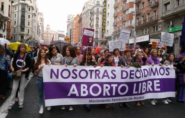 La tasa de abortos en Euskadi de mujeres subsaharianas es doce veces superior al de las vascas