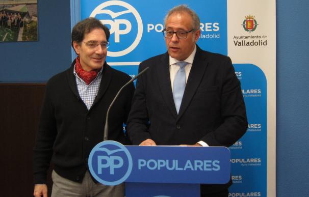 """El PP critica que el Gobierno municipal de Valladolid """"se saltó la Ley"""" al tramitar 84 reconocimientos de deuda en 2016"""