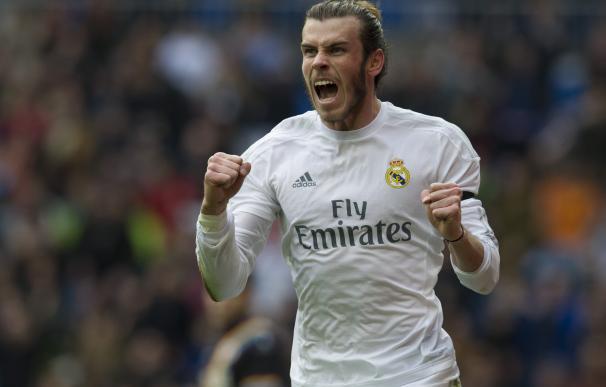 Gareth Bale podría marcharse al Manchester United, según Redknapp / AFP