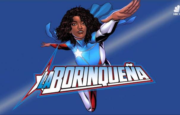 La Borinqueña celebra la herencia Puertorriqueña a través del cómic