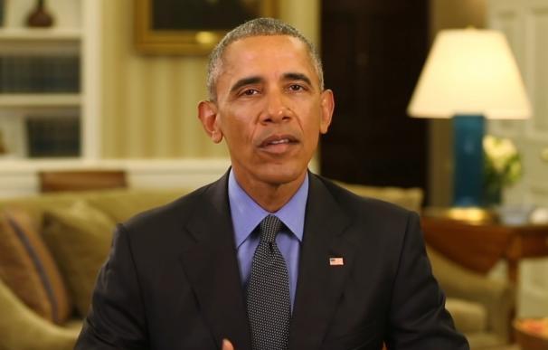 Obama elogia al pueblo estadounidense y el concepto de ciudadanía en el último discurso semanal de su mandato