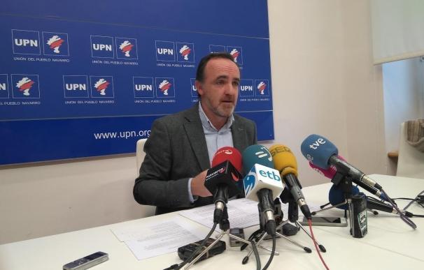 """UPN ve """"indispensable"""" una nueva red ferroviaria y pide a los gobiernos central y navarro que """"estén a la altura"""""""
