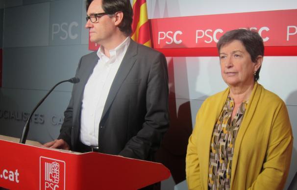 """El PSC ve la política catalana instalada en la """"permanente presunción de ilegalidad"""""""